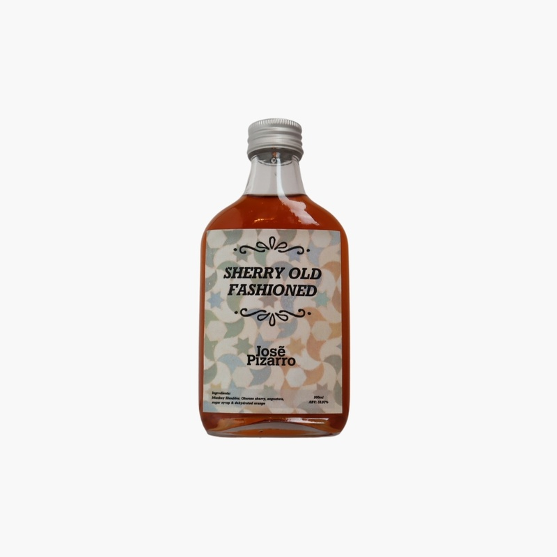 JP Sherry Old Fashioned 20cl